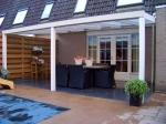 Veranda, terrasoverkapping