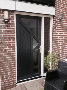 Moderne deuren